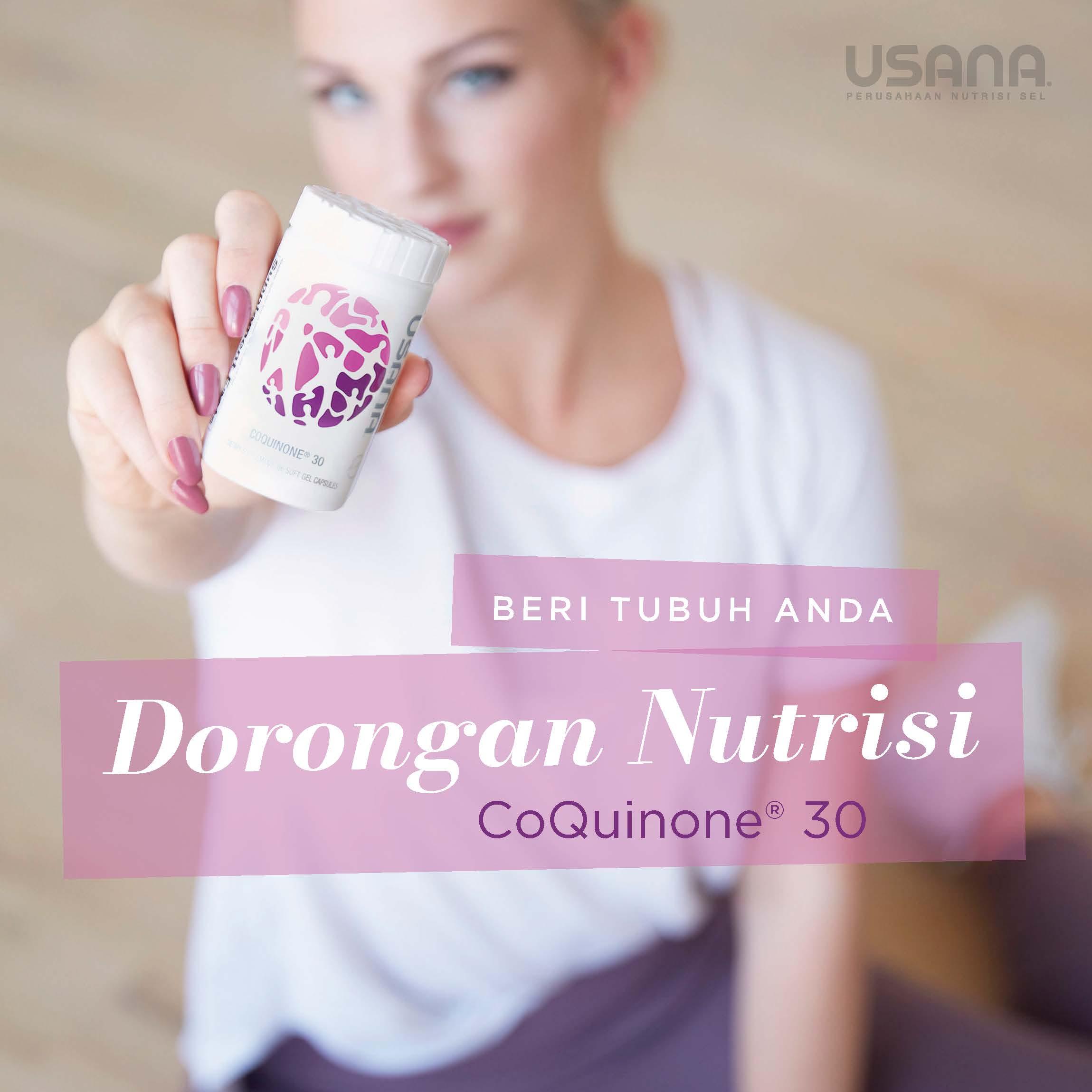 coquinone 30 usana indonesia