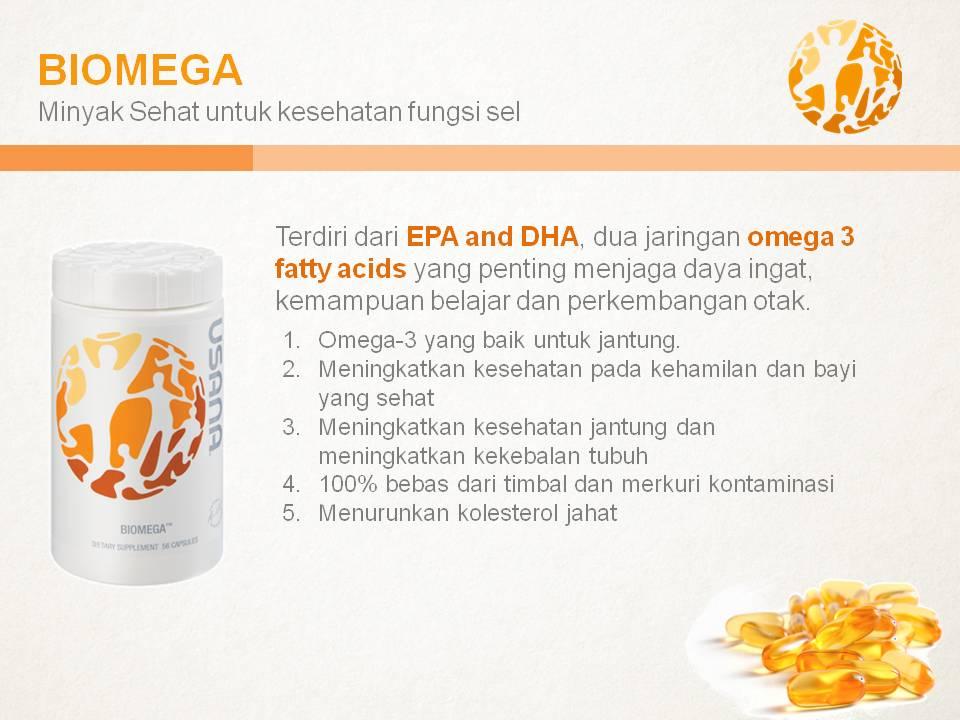Biomega USANA Indonesia