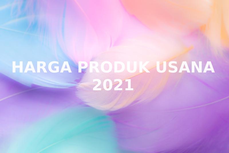 Harga Produk USANA Di Indonesia
