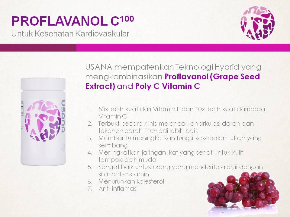 proflavanol C USANA Indonesia