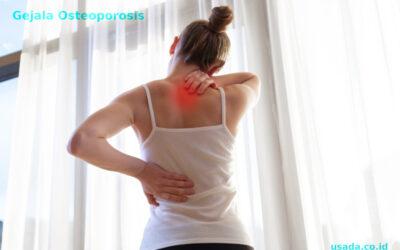 Ingin bebas Osteoporosis? Kenali Gejala Osteoporosis ini