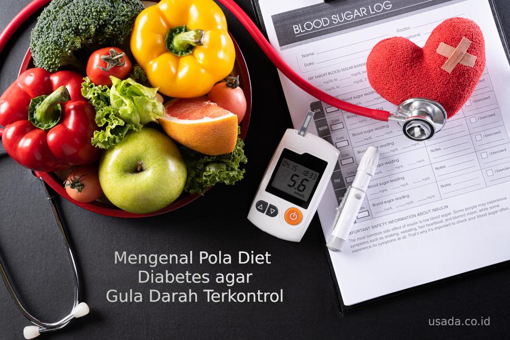pola diet diabetes