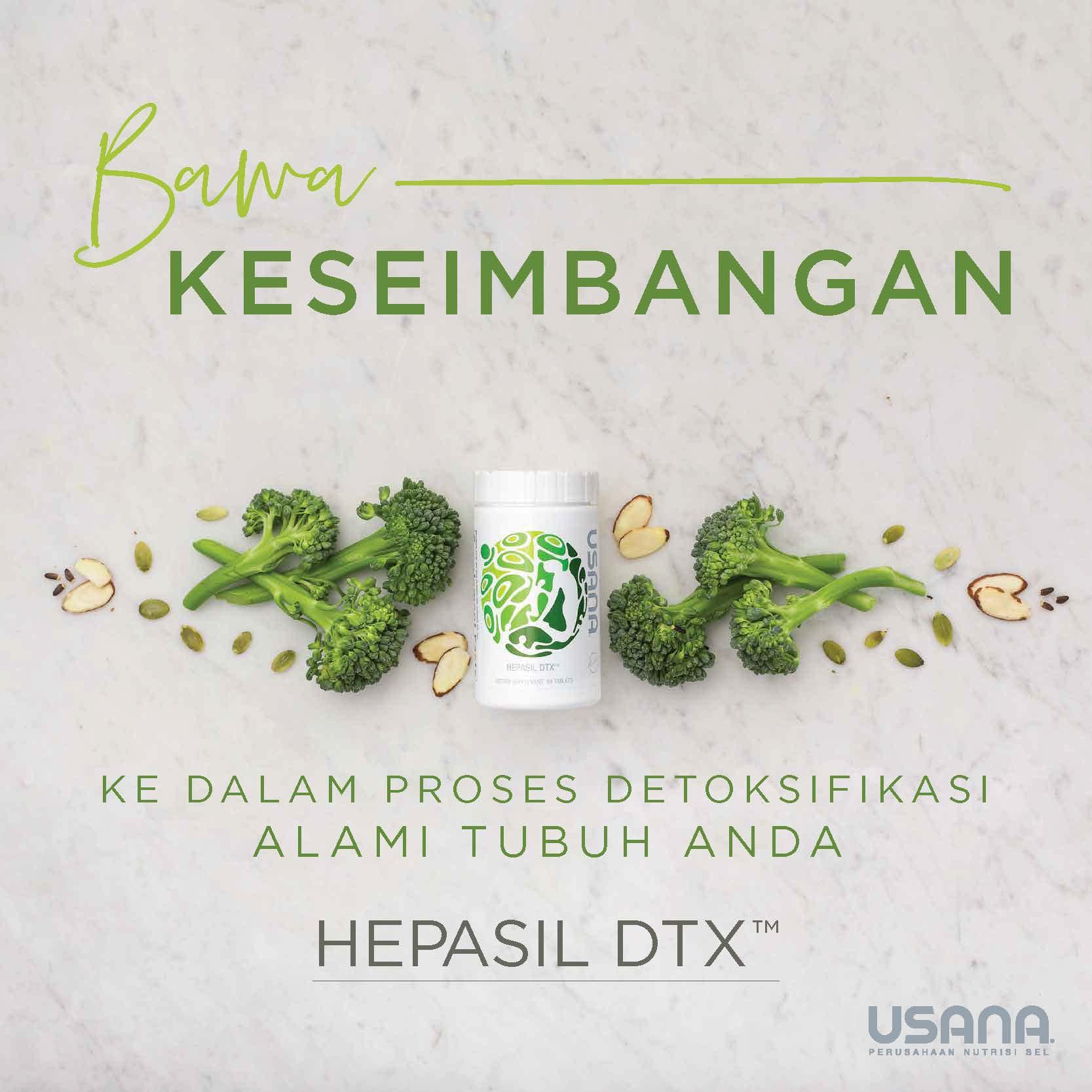 hepasil dtx usana indonesia