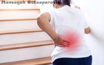 5 Jenis Suplemen Untuk Tulang Agar Terhindar Dari Osteoporosis