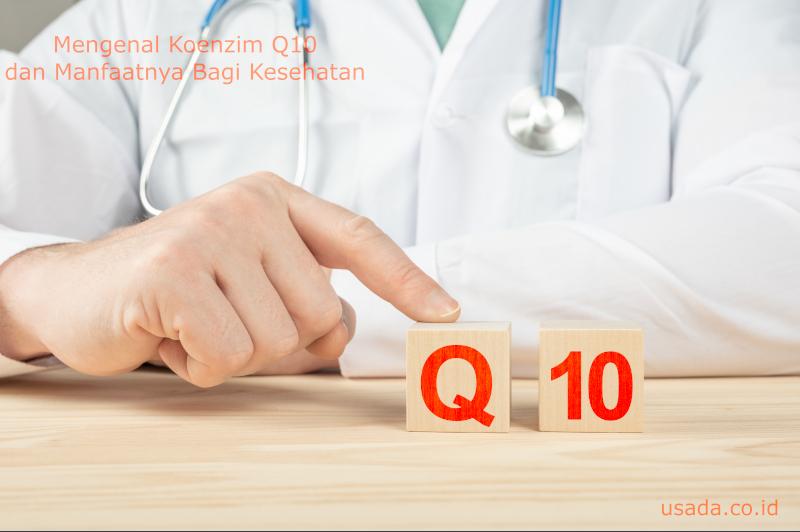 Mengenal Koenzim Q10 Serta Manfaatnya Bagi Kesehatan